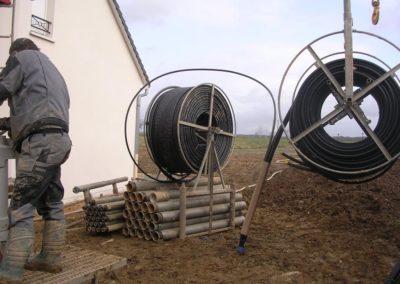 preparation-sonde-geothermique